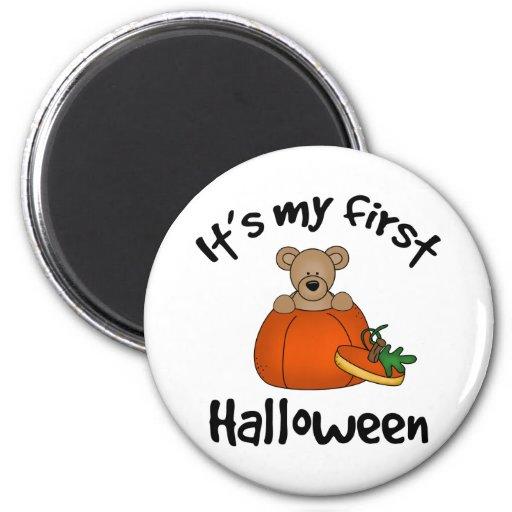 1st Halloween Kylskåpmagneter