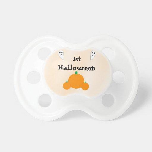 1st Halloween Bebis Napp