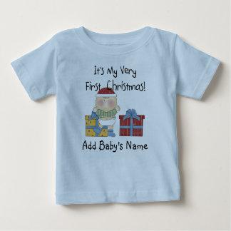 1st julTshirt för pojke Tröjor