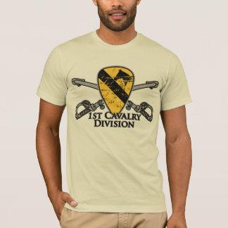 1st Kavalleriuppdelning första Cav T Shirt