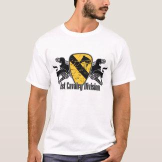 1st Kavalleriuppdelning första Cav Tshirts