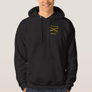 1st KavalleriuppdelningsHoodie Sweatshirt