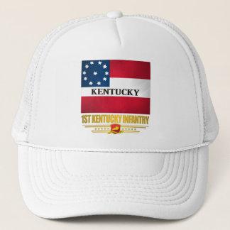 1st Kentucky infanteri Truckerkeps