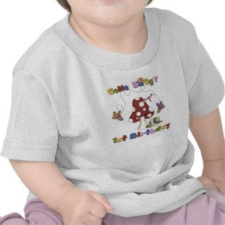 1st Krypfödelsedag T-shirts