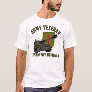 1st legitimationveteran - Howitzer M109 T Shirts