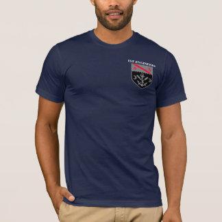 1st Uppdelning för ingenjörBattlion -1st infanteri T-shirts