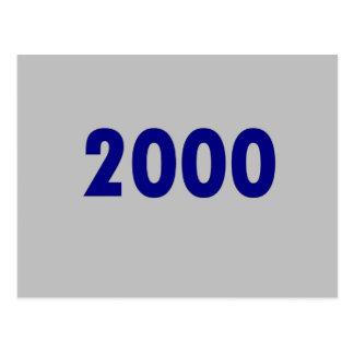 2000 VYKORT