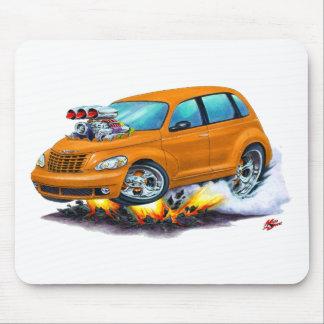 2008-10 bil för halv liter-kryssareorange musmatta