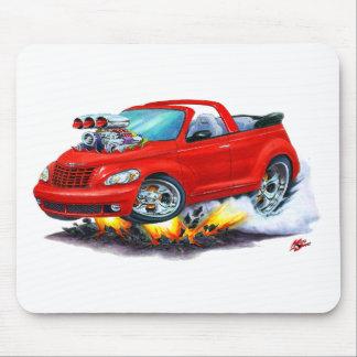 2008-10 röd cabriolet för halv liter-kryssare musmatta