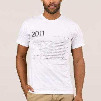 2011 TEE SHIRTS