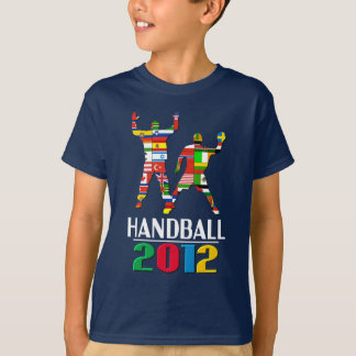 2012: Handboll T Shirts