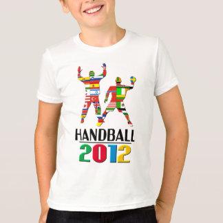 2012: Handboll Tröjor
