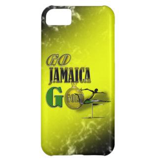 2012 Iphone 5 för OSlagJamaica fläkt fodral iPhone 5C Fodral