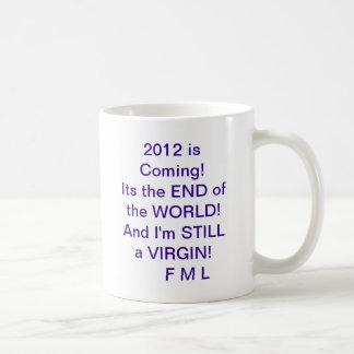 2012 OCH I-förmiddagSTILLBILD EN OSKULD! Kaffemugg