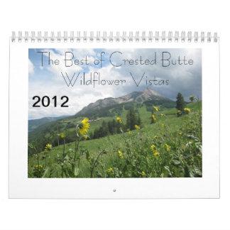 2012 som är bäst av krönade kalender
