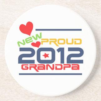 2012 stolt morfarT-tröja och gåvor Underlägg