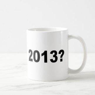 2013? KAFFEMUGG