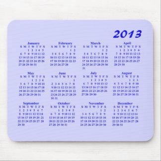 2013 kalender Mousepad Mus Matta