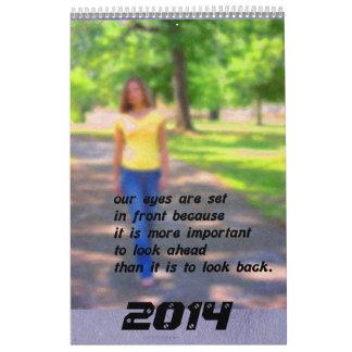 2014 ett år av citationstecken kalender