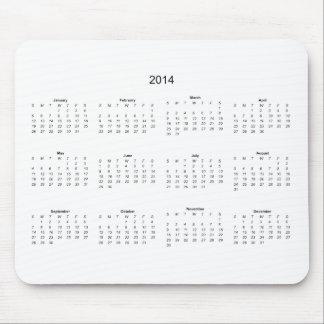 2014 skapa det dig kalendern mus mattor