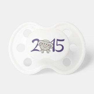 2015 år av fåren/geten/rammar napp