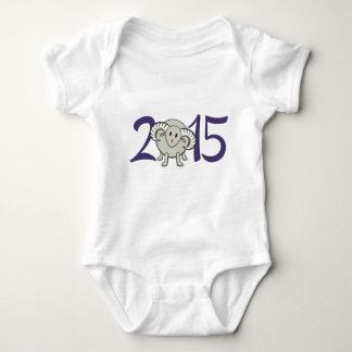 2015 år av fåren/geten/rammar t shirt