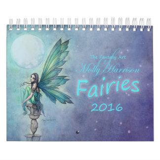 2016 felika kalender vid konst för MollyHarrison