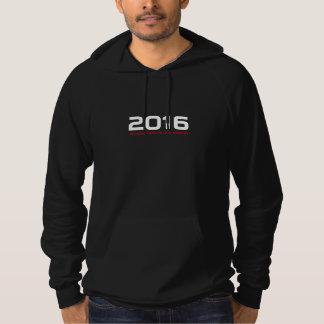 2016 officiella år av idiotmanar Hoodie