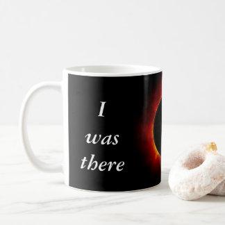 """2017 sol- förmörkelse """"var jag där"""" upplagan kaffemugg"""
