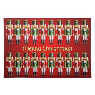 20 röda och gröna soldater för bordstablett