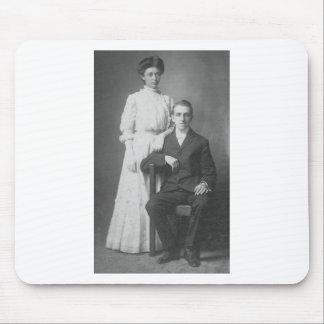 20-tal som gifta sig bilden mus matta