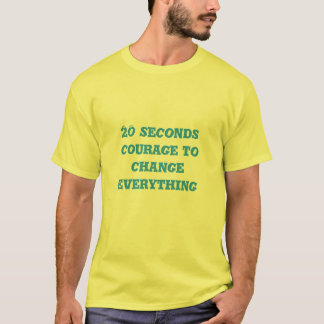 20 understöder utslagsplatser t-shirts