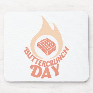 20th Januari - Buttercrunch dag Mus Mattor