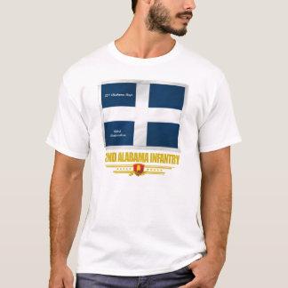 22nd Alabama infanteri Tee Shirt