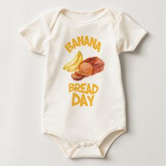 23rd Februari - bananbröddag Body För Baby