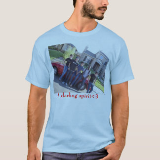 256257895_l a-älskling spirit<3 t shirts