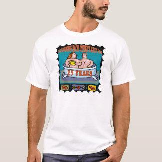 25th Bröllopsdaggåvor T-shirts