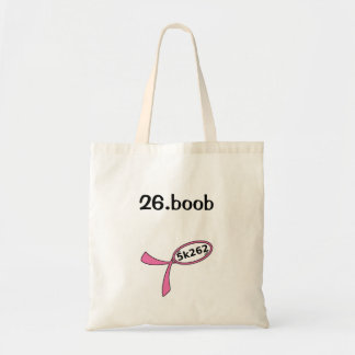 26.boob budget tygkasse