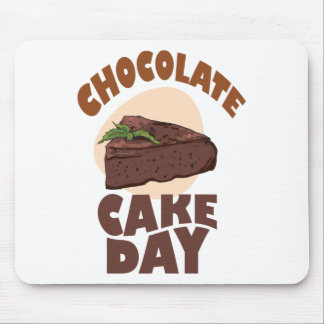 27th Januari - chokladtårtadag Musmatta