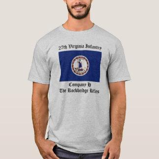27th Virginia infanteri T-shirts