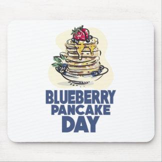 28th Januari - blåbärfettisdagen Musmatta