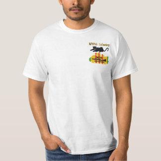 2/47. Grenadierskjorta för infanteri M-79 Tee Shirts