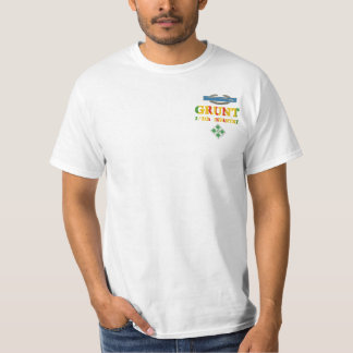 2/8. För CIB-grymtning för infanteri VSR skjorta Tshirts