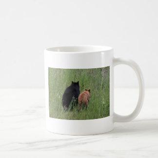 2 björnar kaffemugg