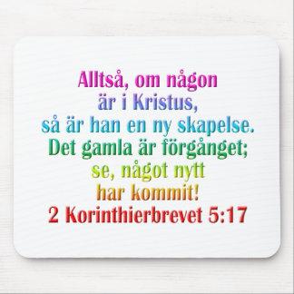 2 Corinthians5:17svensk Musmatta