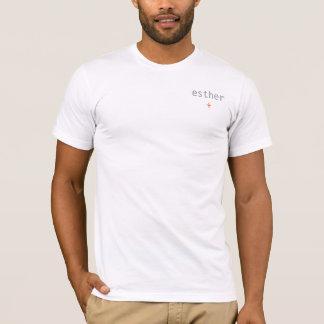 2) esther+ amerikandräktt-skjorta tee shirt