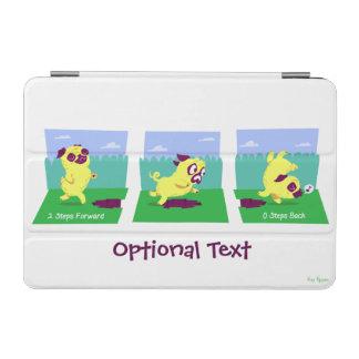 2 kliver framåtriktat, 0 kliver den tillbaka iPad mini skydd