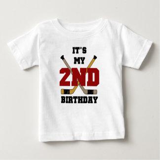 2nd födelsedag för hockey tee