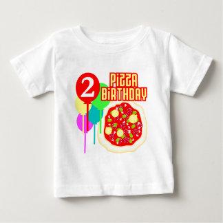 2nd FödelsedagPizzafödelsedag T Shirts