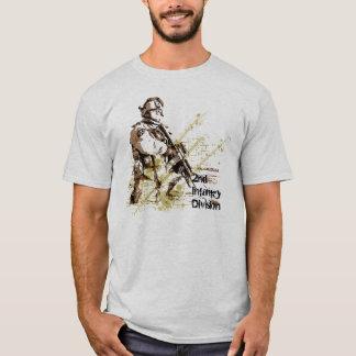 2nd infanteri t shirts